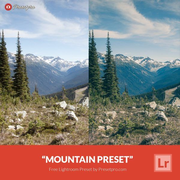 Free-Lightroom-Preset-Mountain