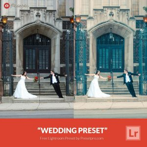 Free-Lightroom-Preset-Wedding