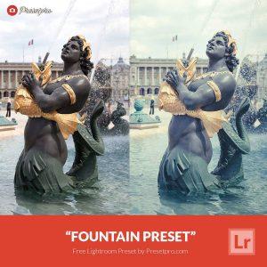 Free-Lightroom-Preset-Fountain