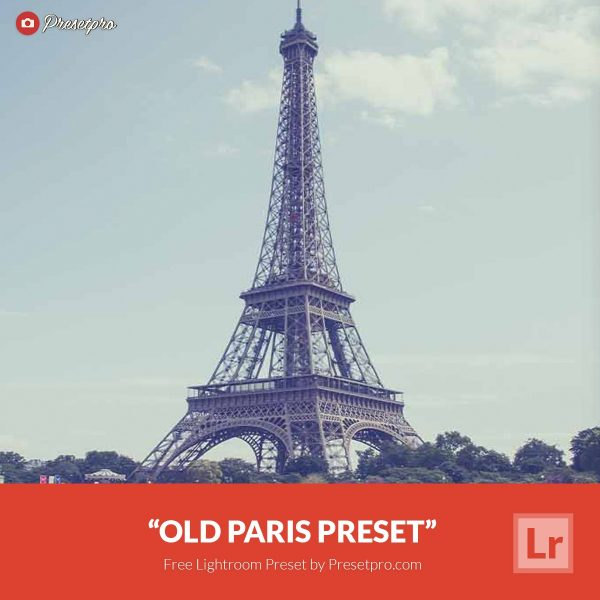 Free-Lightroom-Preset-Old-Paris