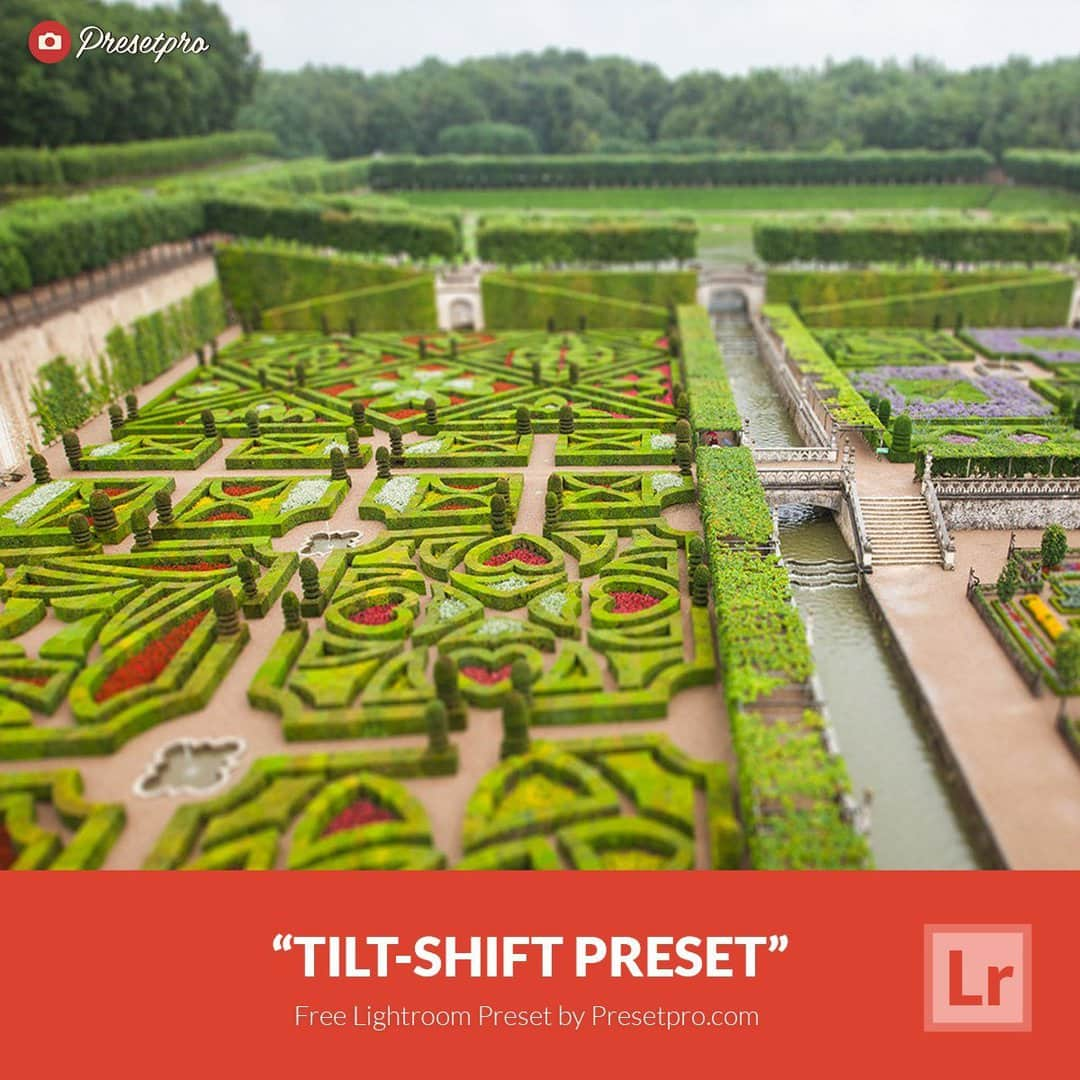 Free Lightroom Preset Tilt Shift Download Now Premiere Pro Photoshop