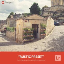 Free-Lightroom-Preset-Rustic