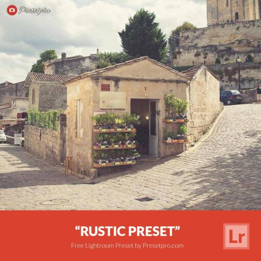 Free-Lightroom-Preset-Rustic