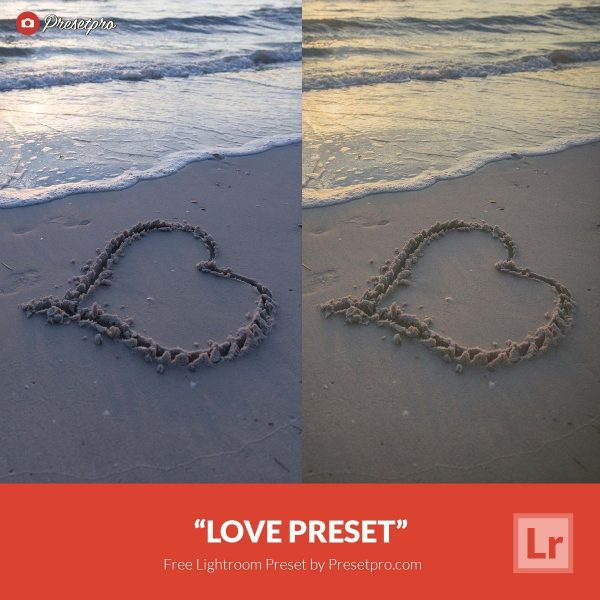 Free-Lightroom-Preset-Love