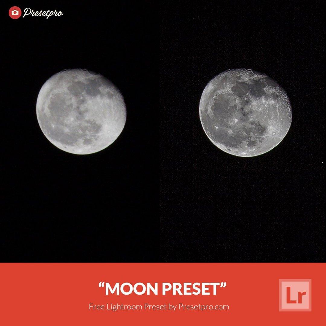 Free Lightroom Preset Moon - Download Now!