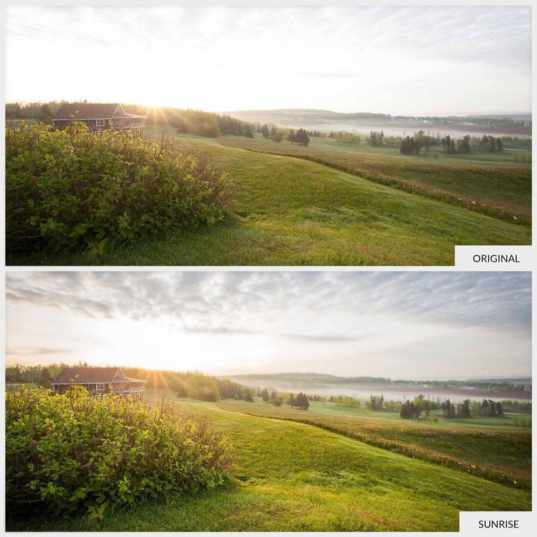 Free-Lightroom-Preset-Sunrise
