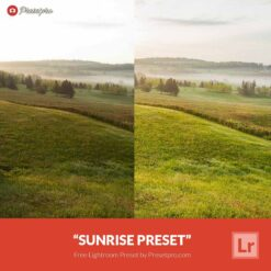 Free-Lightroom-Preset-Sunrise