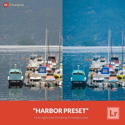 Free-Lightroom-Preset-Harbor