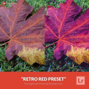 Free-Lightroom-Preset-Retro-Red