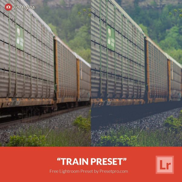 Free-Lightroom-Preset-Train