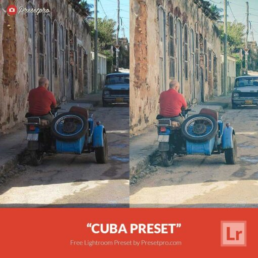 Free-Lightroom-Preset-Cuba