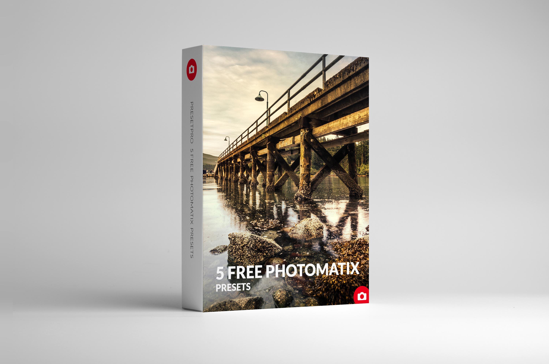 treys photomatix presets
