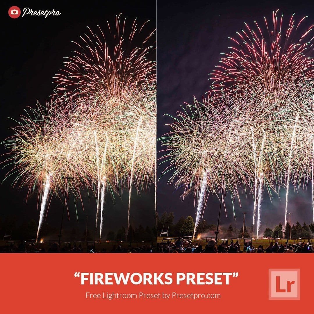 free lightroom preset fireworks download now