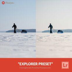 Free Lightroom Preset Explorer