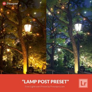 Free-Lightroom-Preset-Lamp-Post