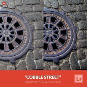 Free Lightroom Preset Cobble Street