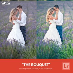 Free Lightroom Preset The Bouquet