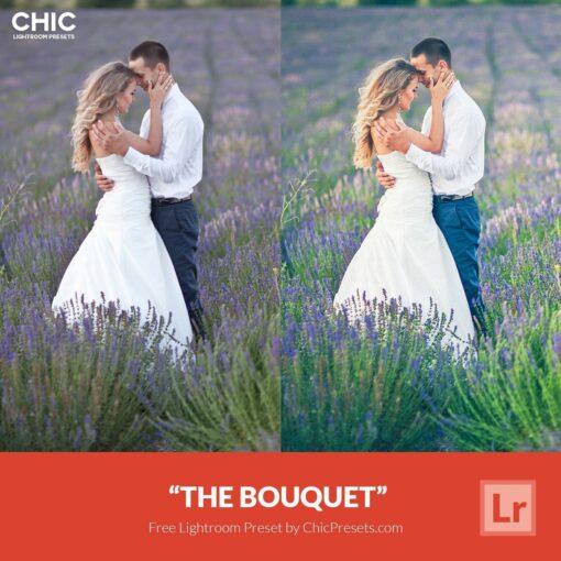 Free Lightroom Preset The Bouquet