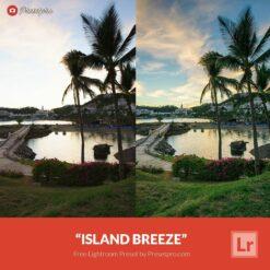Free-Lightroom-Preset-island-Breeze