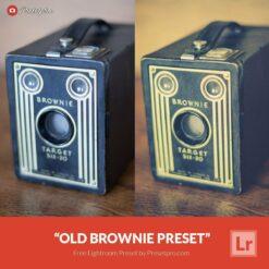 Free-Lightroom-Preset-Old-Brownie
