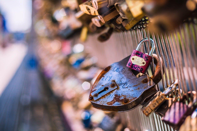Free Lightroom Preset Love Lock