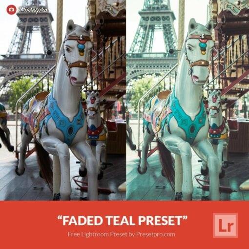 Free-Lightroom-Preset-Faded-Teal