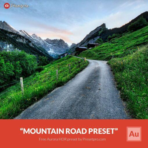 Free-Aurora-HDR-Preset-Mountain-Road