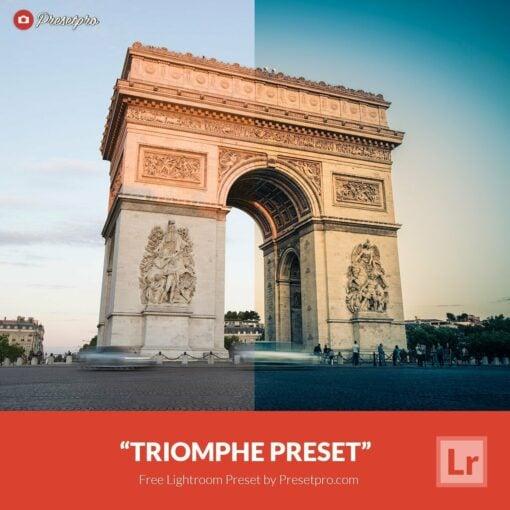 Free-Lightroom-Preset-Triomphe