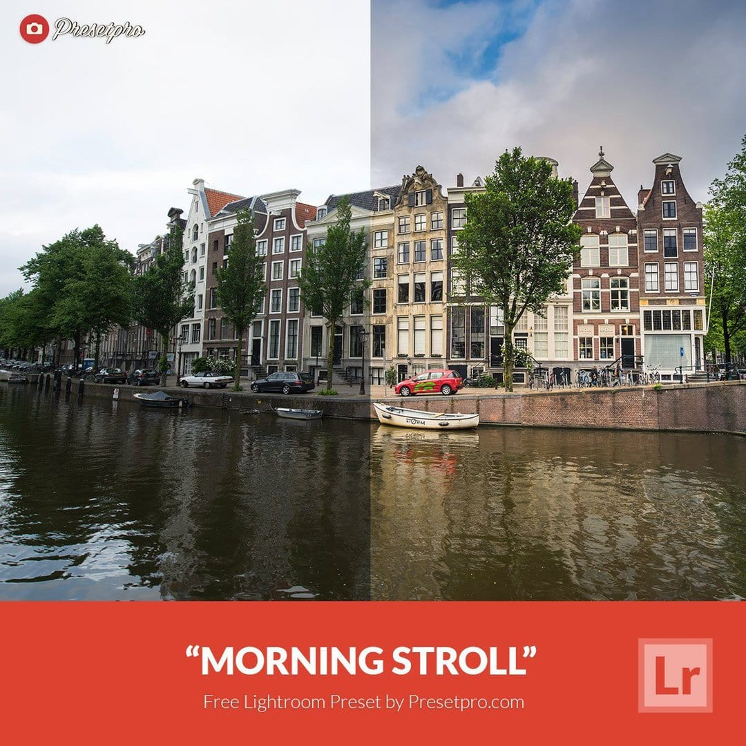 Free-Lightroom-Preset-Morning-Stroll