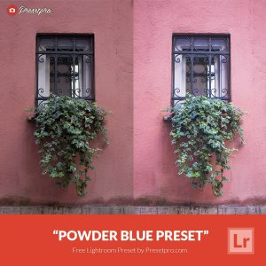 Free-Lightroom-Preset-Powder-Blue