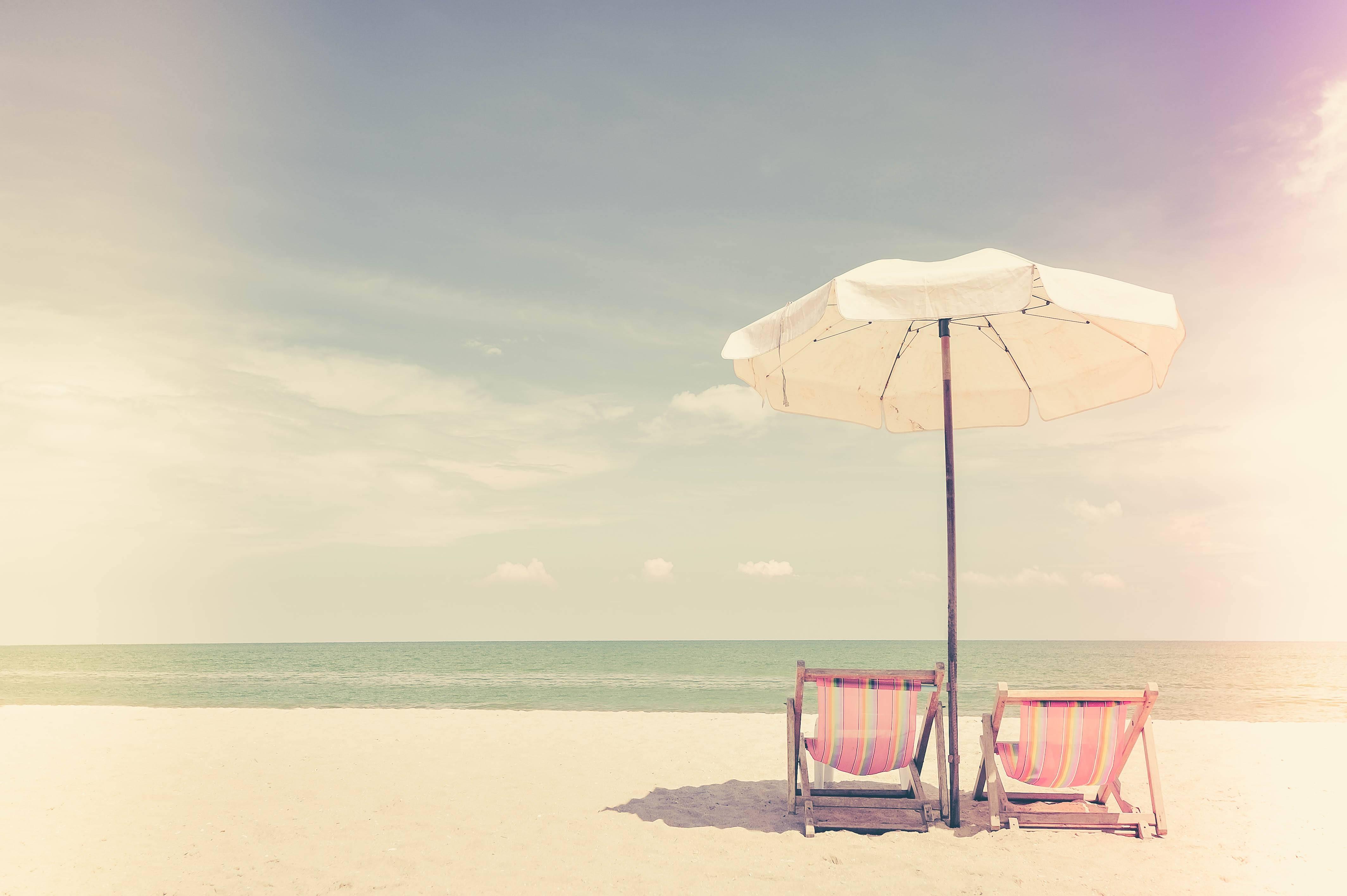 Free Lightroom Preset Sunny Beach After