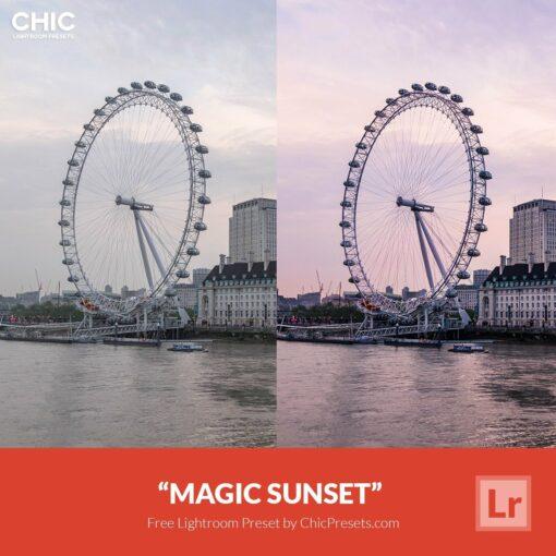 free-lightroom-preset-magic-sunset
