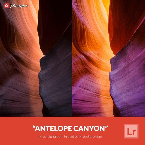 free-lightroom-preset-antelope-canyon