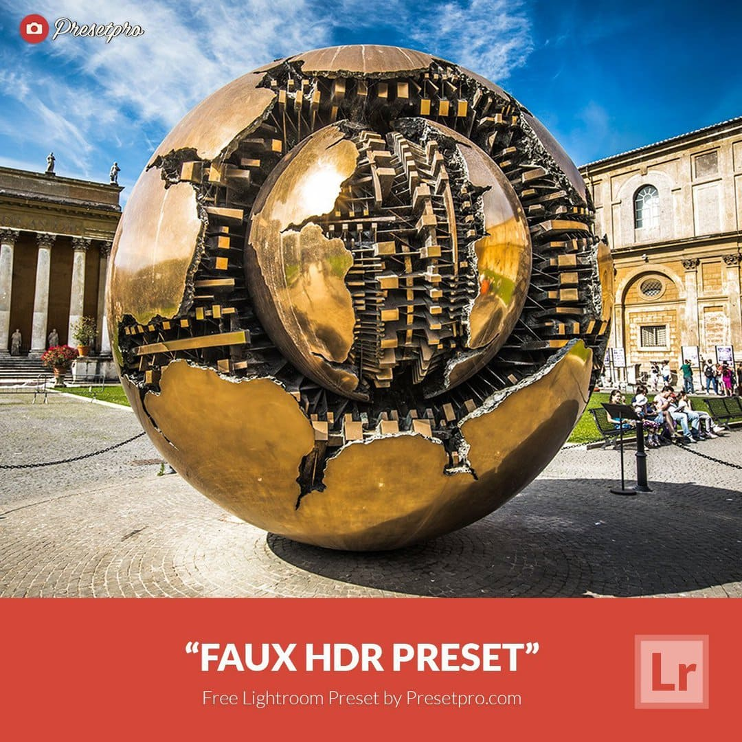 Free Lightroom Preset Faux HDR - Download Now!