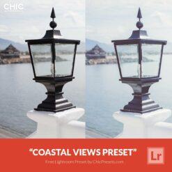 Free Lightroom Preset Coastal Views