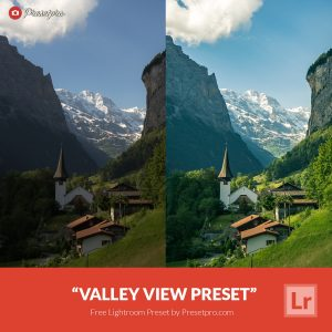 Free-Lightroom-Preset-Vally-View-Preset