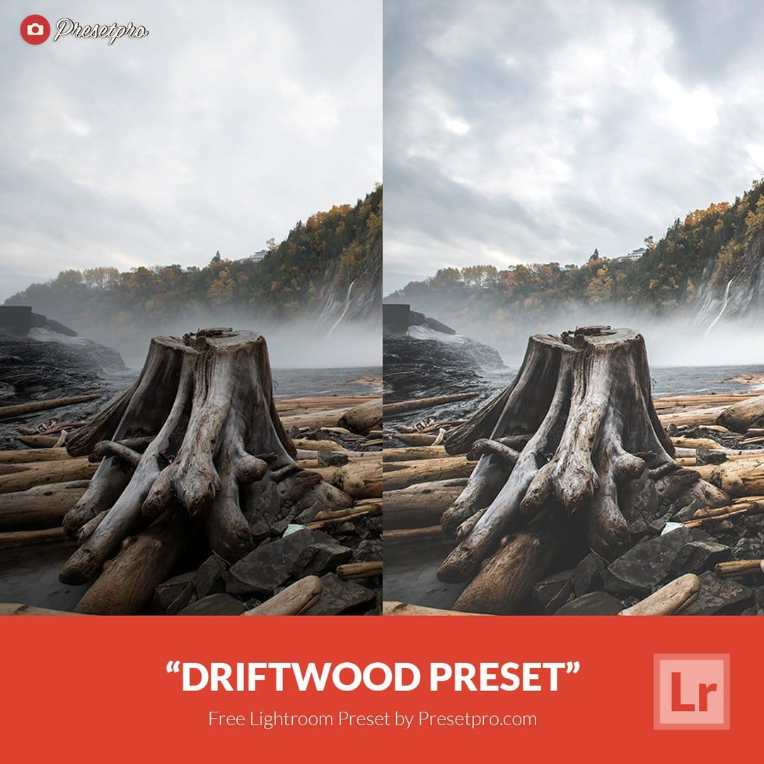 Free Lightroom Preset Driftwood - Download Now!