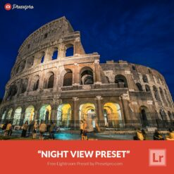 Free-Lightroom-Preset-Night-View