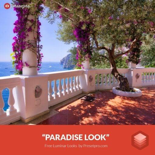 Free-Luminar-Look-Paradise-Preset-Presetpro.com