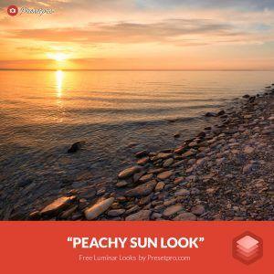 Free-Luminar-Looks-Peachy-Sunrise-Preset-Presetpro.com