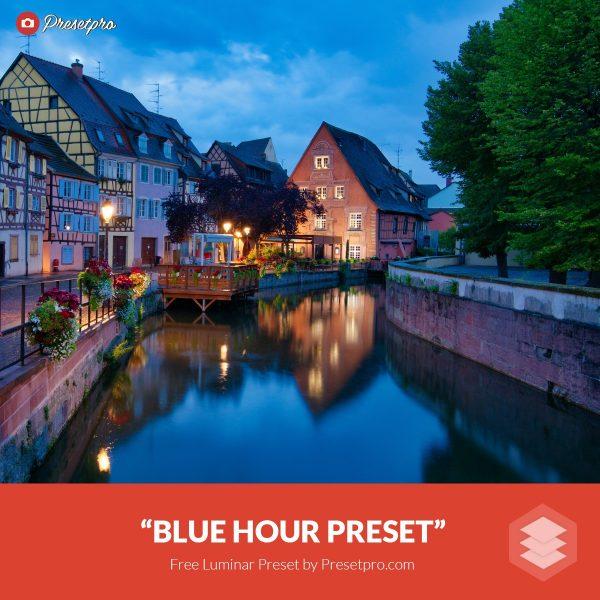 Free-Luminar-Preset-Blue-Hour-FreePresets.com