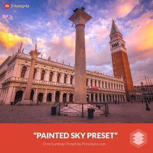 Free-Luminar-Preset-Painted-Sky-FreePresets.com