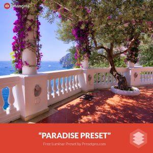 Free-Luminar-Preset-Paradise-FreePresets.com