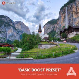 Free-Aurora-HDR-Preset-Basic-Boost-Presetpro