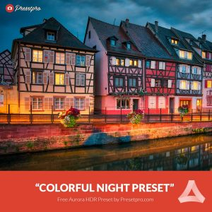 Free-Aurora-HDR-Preset-Colorful-Night Presetpro
