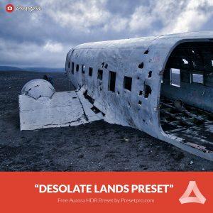 Free-Aurora-HDR-Preset-Desolate-Lands Presetpro