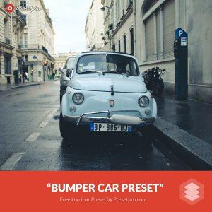 Free-Luminar-Preset-Bumper-Car-FreePreset.com