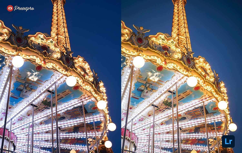 Free-Lightroom-Preset-Carnival-Lights-Before-and-After-Cover-Presetpro.com
