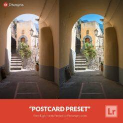 Free-Lightroom-Preset-Postcard