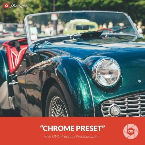 "Free On1 Preset ""Chrome"""
